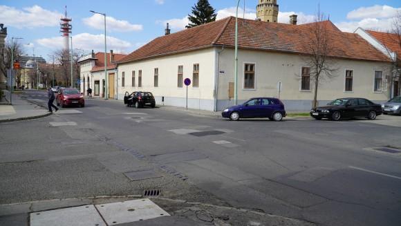 Bercsényi-Szolnoki csomópont 1. kép