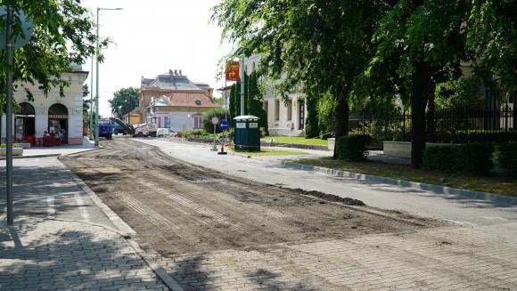 Bercsényi-Szolnoki csomópont 10. kép