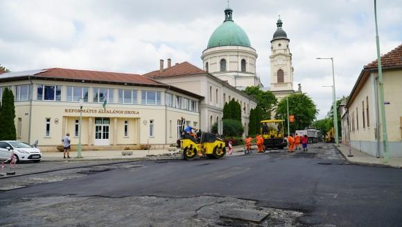 Bercsényi-Szolnoki csomópont 15. kép