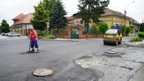 Bercsényi-Szolnoki csomópont 16. kép