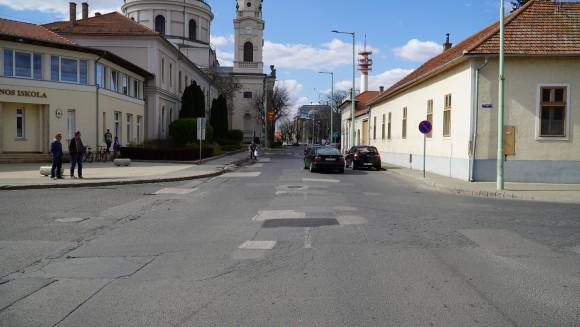 Bercsényi-Szolnoki csomópont 2. kép