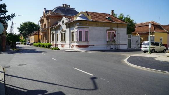 Bercsényi-Szolnoki csomópont 26. kép