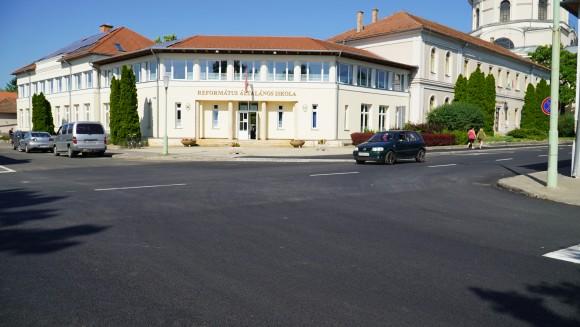 Bercsényi-Szolnoki csomópont 27. kép