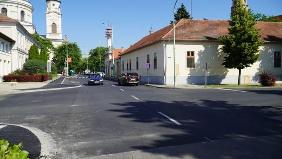 Bercsényi-Szolnoki csomópont 29. kép