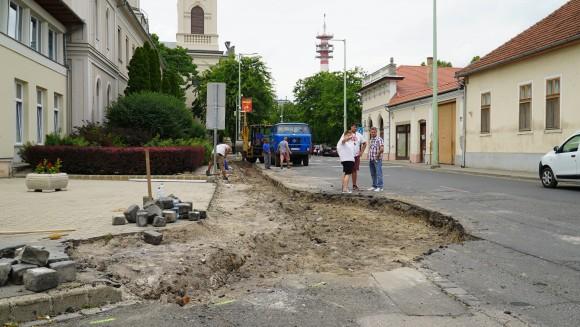 Bercsényi-Szolnoki csomópont 5. kép