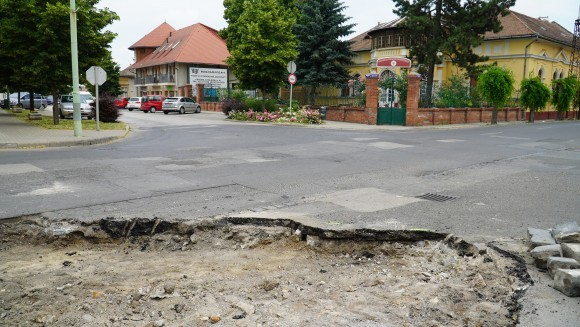 Bercsényi-Szolnoki csomópont 6. kép